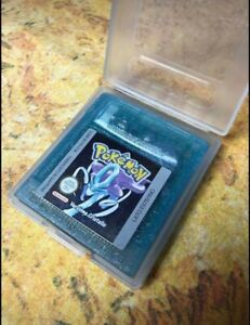 Pokemon Cristallo e Argento Gameboy Nintendo