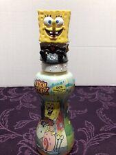 Spongebob Squarepants Bellywashers Bottle W/ Topper pre good2grow