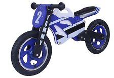 Kidzmotion 'Yammy' Wooden Motorbike Balance Bike SRP £99 2017 Design