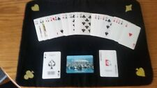 CANADA Souvenir Pack of Playing Cards - Bridge Size - UNSEALED - in plastic case