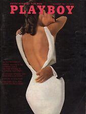 PLAYBOY NOVEMBER 1967 Beth Hyatt Kaya Christian Michelangelo Antonioni Vargas RC