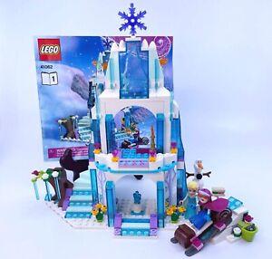 Lego 41062 – Disney Princess – Frozen – Elsa's Sparkling Ice Castle – Complete