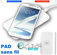 Pad Qi Wireless Chargeur Sans Fil Charger iPhone 4/5/6  Galaxy S6 S5 S4 Nexus G3
