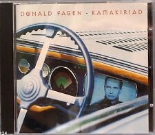 Donald Fagen (Steely Dan) - Kamakiriad (CD 1996) (Ex Library)