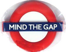 Mind The Gap (London Transport) rubber fridge magnet (ba)