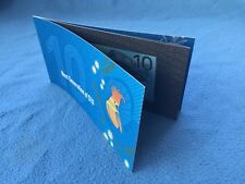Next Generation of $10 Banknote Folder