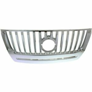 Front Grille With Appearance Package Chrome fits 2008 2011 Mercury Mariner