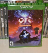 Xbox One 1 Ori and the Blind Forest Definitive Edition NEW SEALED Region Free