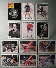 1991-1992 Ultimate Hockey Cards Lot of 11 NM/MT Condition Plus Instant Win.....