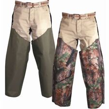 Jack Pyke Waterproof Chaps, Green. Hunting, Shooting & Fishing