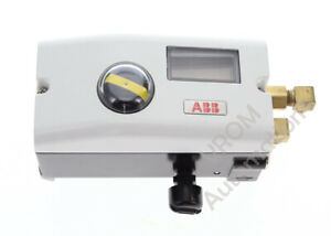 New ABB V18345-2020420001 5.00 Valve Positioner 20-90PSI Analog 4-20mA