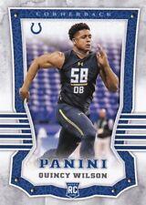 2017 Panini Football Trading Card, (Rookie) #173 Quincy Wilson