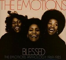 Blessed The Emotions Anthology 1969-1985 Audio CD