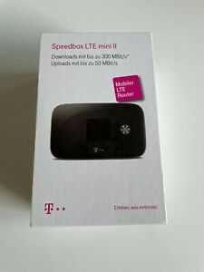 Telekom Speedbox LTE mini II WLAN WiFi Hotspot