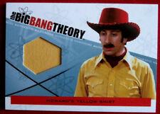 The Big Bang Theory, Howard Wolowitz - Seasons 3 & 4 Wardrobe/ Costume Card, M29