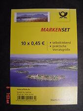 Bund * * Folienblatt FB 49 - Panorame Chiemsee - m. 5x Mi.Nr. 3167/3168