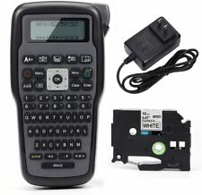 Markdomain Industrial Label Maker Printer E1000 Label Machine Qwerty Multiple