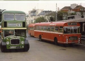 Bus Photograph;   Hants & Dorset 1151