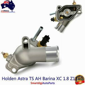 Thermostat & Housing with Switch Assembly For Holden Astra TS AH & Barina XC AU