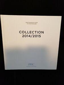 IWC Schaffhausen 2014/2015 Catalog