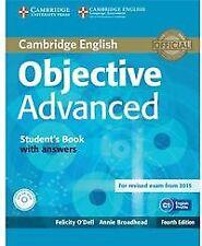 (14).(ST+KEY).OBJECTIVE ADVANCED CERTIFICATE (+CDROM)/4A.ED