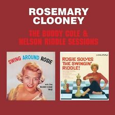 Rosemary Clooney - Buddy Cole & Nelson Riddle Sessions [New CD]