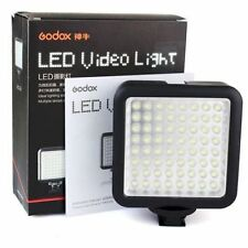 Godox LED 64 Video Lamp Light for Digital Camera Camcorder DV Canon Nikon Sony