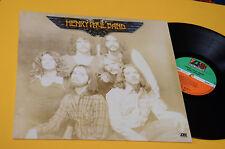 HENRY PAUL BAND LP GREY GHOST 1° ST ORIG GERMANY 1979 MINT UNPLAYED MAI SUONATO