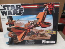 STAR WARS SEBULBA'S PODRACER IN UOPENED BOX SEALED VEHICLE 2012 HASBRO