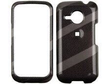 Hard Plastic Snap-On Phone Cover Case Protector Carbon Fiber for HTC Droid Eris