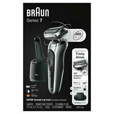 NEW Braun Series 7 7071cc Wet and Dry Electric Shaver IN ORIGINAL BOX SEALED