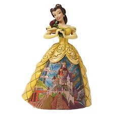 Disney Traditions Enchanted Beauty & the Beast Belle Figurine NEW   4045238