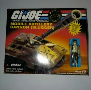 Slugger With Gung Ho V6 G.I. Joe MIB TRU Exclusive 1997
