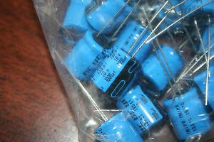 10 x 1000uf 10V 105 Degree capacitor