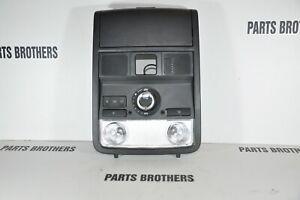 VW JETTA MK6 GLI Black Interior Reading Lamp Sunroof Switch 561868837A