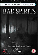 BAD SPIRITS - Uncut Special Edition - HORROR /DVD / NEW + SEALED!