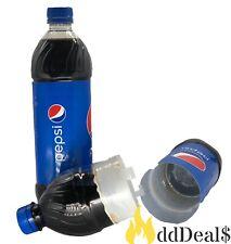 Pepsi Bottle Diversion Stash Can Safe 24 fl oz (Regular)