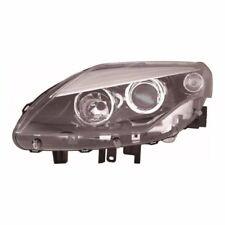 Pour Renault Laguna Mk3 Excludes Coupé 1/2011 Phare Noir COTÉ GAUCHE/S