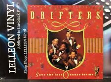 The Drifters Save The Last Dance For Me LP Album Vinyl 241121 1A/1B Soul 60's