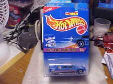 Hot Wheels Biff! Bam! Boom! Sereis Limozeen with 5 Spoke Wheels