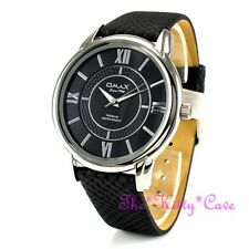 Faux Leather Band Dress/Formal Adult Wristwatches