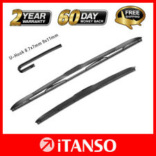 Front Wiper Blade Fit For Subaru Outback Legacy 2005-2009 24&18INCH 2pcs