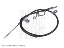 Handbrake Cable fits DODGE JOURNEY 2.0D Rear Left 2008 on ECE Hand Brake Parking