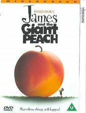 James And The Giant Peach 1996 Paul Terry, Joanna Lumley Brand New DVD