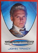 THUNDERBIRDS (The 2004 Movie) - Card#08 - John Tracy - Cards Inc 2004
