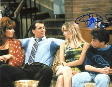 DAVID FAUSTINO 'MARRIED WITH CHILDREN' BUD BUNDY SIGNED 8X10 PICTURE *COA 3