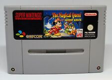 Nintendo® SNES Spiel Magical Quest Starring Mickey Mouse (Pal) Modul