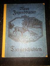Neue Jugendblätter. Tiergeschichten (291)