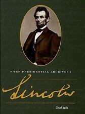 LINCOLN - The Presidential Archives by CHUCK WILLS - DK Books - BRAND NEW!