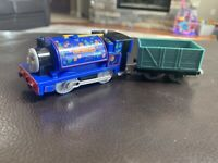 Motorized Sir Handel in Charge with Car for Thomas and Friends Trackmaster